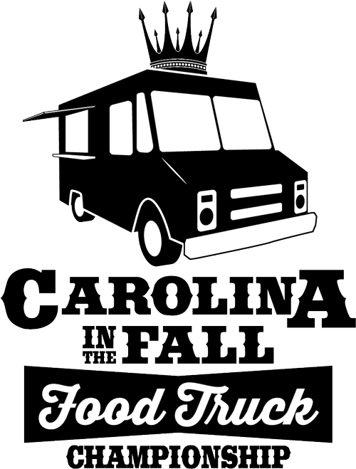 Food Truck Logo Crown