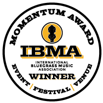 IBMA Momentum Award Winner