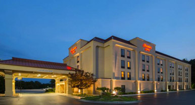 lodging hampton inn 2